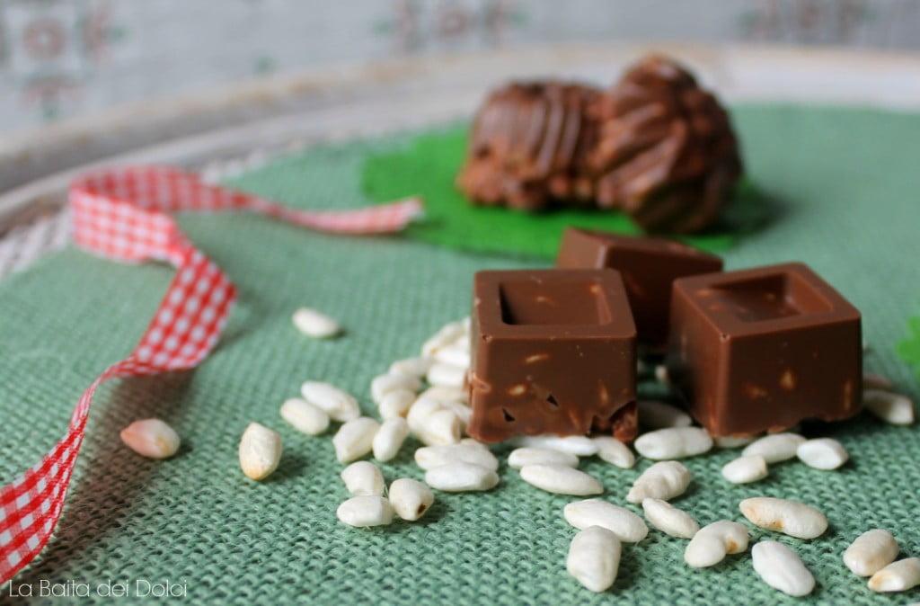 Cioccolatini riso