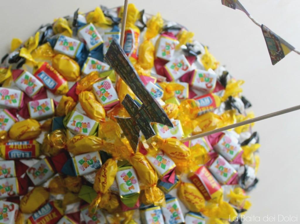 Torta caramelle2