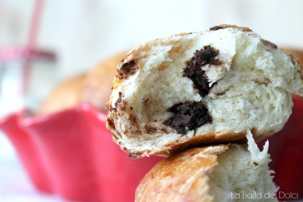 Panini al cioccolato 1