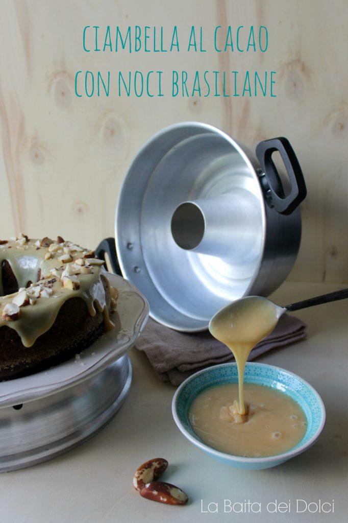 Ciambella al cacao con pentola fornetto3