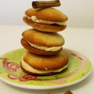 Whoopies alla cannella