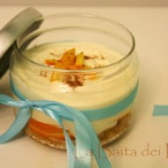 My first cake in a jar