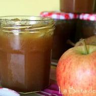 Beurre de pommes et de poires