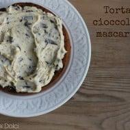Torta al cioccolato e mascarpone con farina di nocciole, ovvero come riciclare le uova di Pasqua #5
