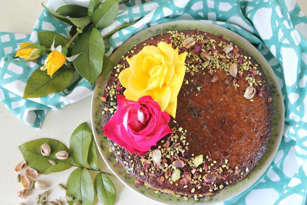 Torta rosa e pistacchio1