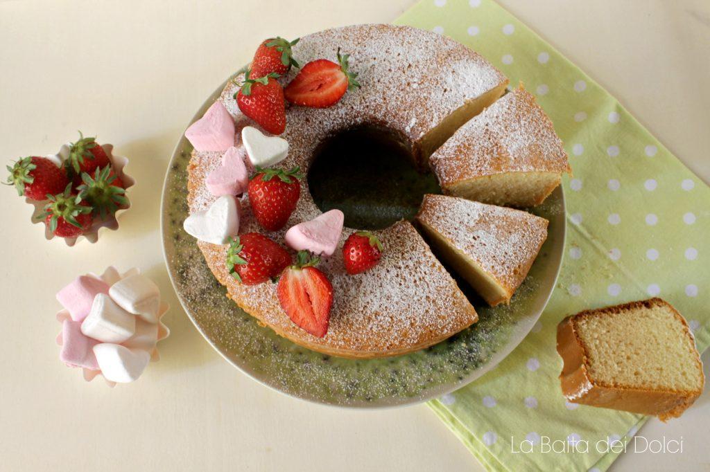 Hot Milk Sponge Cake 2
